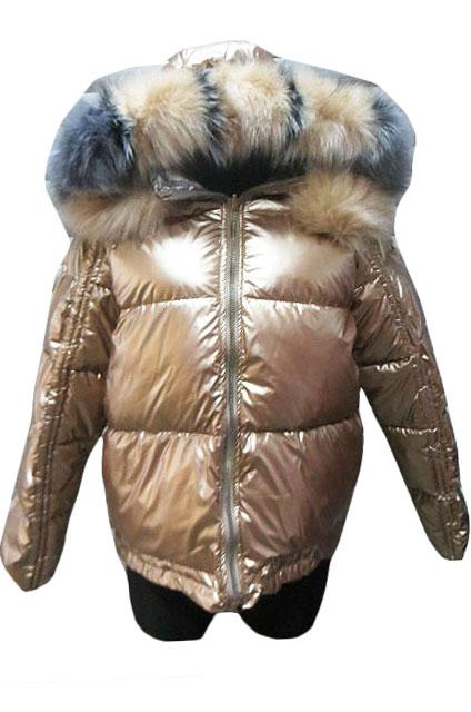 kurtka zimowa dwustronna chińczyk